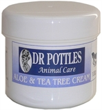 Dr Pottles Aloe & Tea Tree Cream 100gm-skin-and-coat-The Pet Centre