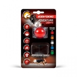 EzyDog Adventure Light - Red-dog-The Pet Centre