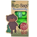 Beco Bags Multi Pack 120 - 8 rolls of 15-poop-bags-The Pet Centre