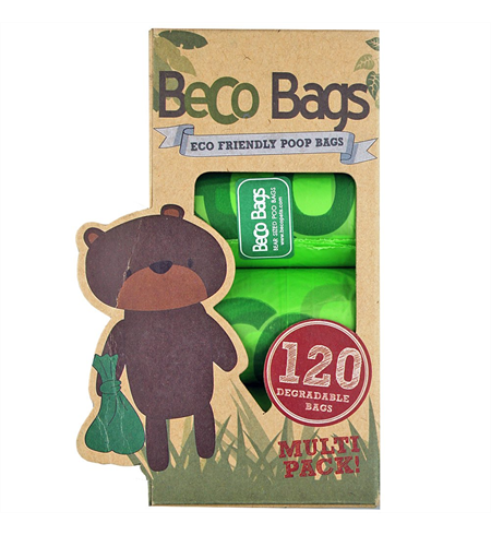 Beco Bags Multi Pack 120 - 8 rolls of 15
