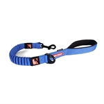 Ezydog Leash Zero Shock 25 Blue-other-The Pet Centre