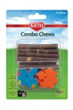 Kaytee Apple Wood & Crispy Puzzle Chews-small-animal-The Pet Centre