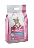 Trouble & Trix Cystal Antibacterial Litter 7lt-crystal-and-biodegradeable-The Pet Centre