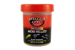 Omega One Colour Micro Pellets 50g-marine-The Pet Centre
