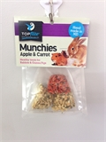Topflite Munchies - Carrot and Apple 3 Pack-guinea-pig-The Pet Centre