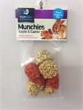 Topflite Munchies - Carrot and Apple 7 Pack-guinea-pig-The Pet Centre
