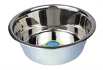 Bowl 2.7Ltr Stainless-dog-The Pet Centre