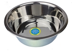 Bowl 4.2Ltr Stainless-bowls-The Pet Centre