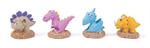 Dinosaurs Assorted Mini-ornaments-The Pet Centre