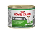 RC  Mini Mature Plus 8 Dog Food Can 195g-wet-food-The Pet Centre