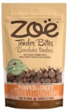 Zoe Tender Bites Pumpkin & Ginger 100g-dog-The Pet Centre