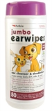 Ear Wipes 80-dog-The Pet Centre