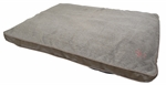 Yours Droolly Indoor Osteo Bed Brown Large-dog-The Pet Centre
