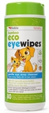 Bamboo Eco Eye wipes 80 Pack-wipes-The Pet Centre