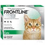 Frontline Cat 3 Pack-topical-flea-treatments-The Pet Centre