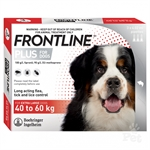 Frontline Dog 40 - 60kg - 3 pack-dog-The Pet Centre