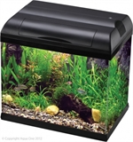 Aqua One Ecostyle 37 Aquarium Black 21lt-aqua-one-The Pet Centre