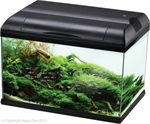 Aqua One Ecostyle 61 Aquarium Black 70lt-aqua-one-The Pet Centre