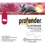 Profender Allwormer for Cats 5 - 8kg-flea-|-worm-The Pet Centre