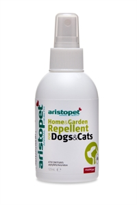 Aristopet Household Dog And Cat Repellent Spray 125ml