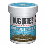 Nutrafin Bug Bites Tropical Fish S/M Formula 45g-pellets-The Pet Centre
