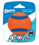 Chuckit Ultra Ball Medium 1pk-balls-The Pet Centre