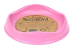 Beco Cat Bowl Pink 250mL-bowls-The Pet Centre