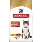 Hills Science Diet Cat Adult Hairball Control 4kg-cat-The Pet Centre