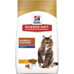 Hills Science Diet Cat Senior 7+ Hairball Control 4Kg-cat-The Pet Centre