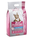 Trouble & Trix Cystal Antibacterial Litter 15L-crystal-and-biodegradeable-The Pet Centre