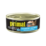 Primal Ocean Fish & Salmon Cat Food Can 100g-food-The Pet Centre
