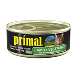 Primal Cat/Kitten Can Chicken & Lamb 100g -food-The Pet Centre