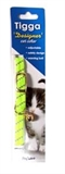 Tigga Reflect Cat Collar Yellow-collars-|-leads-|-harnesses-The Pet Centre