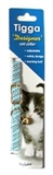 Tigga Reflect Cat Collar Light Blue-collars-|-leads-|-harnesses-The Pet Centre