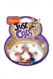 Hartz Mini Mice Cat Toys 5pk-toys-The Pet Centre