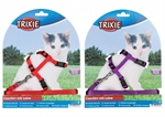 Trixie Kitten Harness & Lead Set-harnesses-The Pet Centre