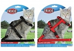 Trixie Cat Harness & Lead Set-harnesses-The Pet Centre