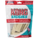 Kong Stuff n Ziggies Medium & Large Breed Puppy 6 pack-toys-The Pet Centre