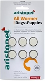 Aristopet Allwormer for Puppies and Small Dogs 6pk-worm-treatments-The Pet Centre
