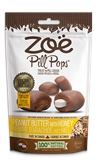 Zoe Pill Pops Peanut Butter with Honey 100g-pharmacy-|-health-The Pet Centre