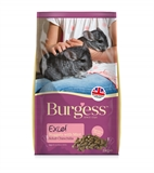 Burgess Excel Chinchilla Food 2kg -food-and-treats-The Pet Centre