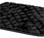 Snoozzy Sleeper Dog Mat #1000 Black 45x33cm  -mattress-The Pet Centre