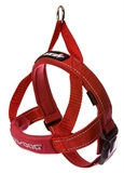 ED Harness QF S Red   -HQSR-dog-The Pet Centre