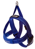 ED Harness QF L Blue   -HQLB-dog-The Pet Centre