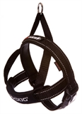 ED Harness QF XL Black   -HQXLBLK-dog-The Pet Centre
