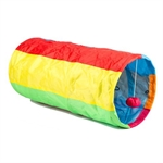 Trouble & Trix Bliss Tunnel 50cm-catnip-The Pet Centre