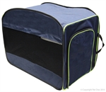 Pet One Portable Twista Kennel Medium -carriers-The Pet Centre