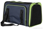 Pet One Expandable Soft Carrier with Zip -carriers-The Pet Centre