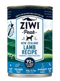 Ziwi Peak Lamb Dog Food Can 390g-wet-food-The Pet Centre