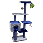 Petpals Midnight Molly Cat Scratcher-scratch-posts-The Pet Centre